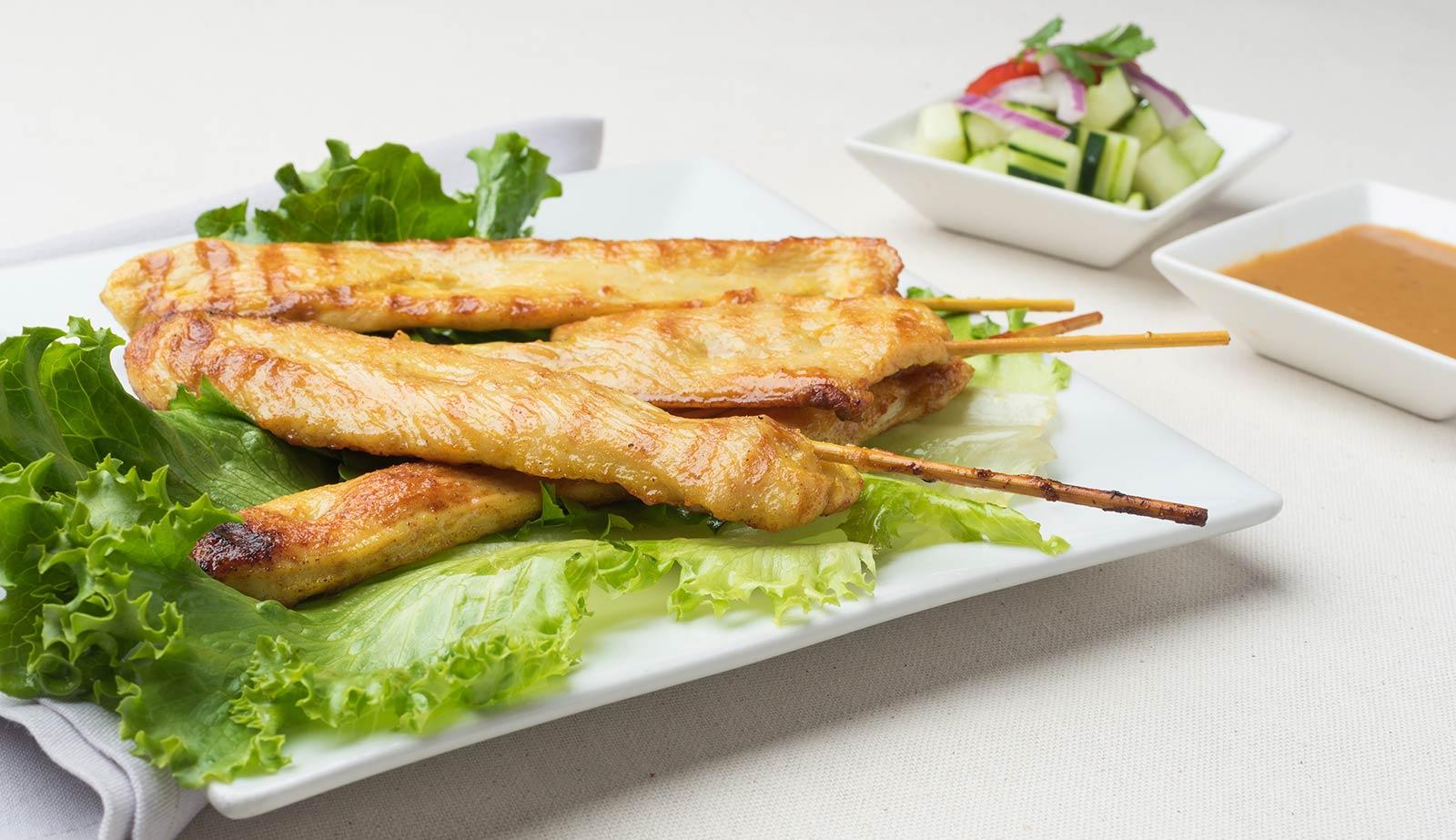102---Chicken-Satay
